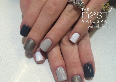 The Nest Nail Spa - Nail Art - 08