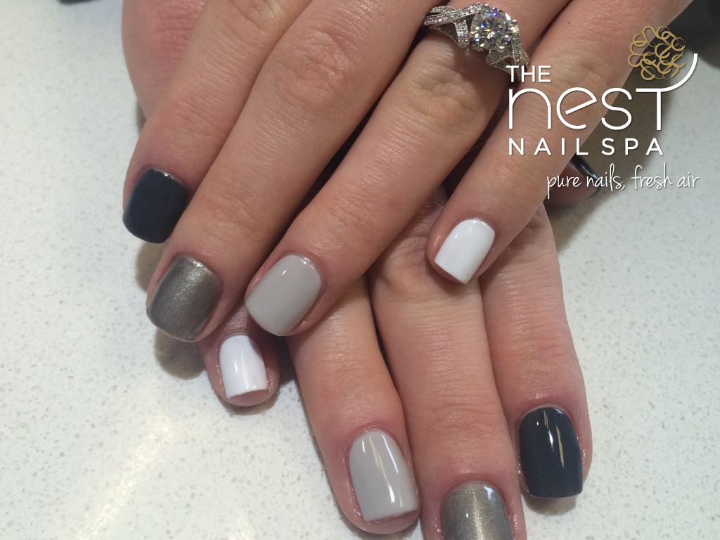 The nest nail spa colorados premier natural nail spa the nest nail spa nail art 08 prinsesfo Image collections