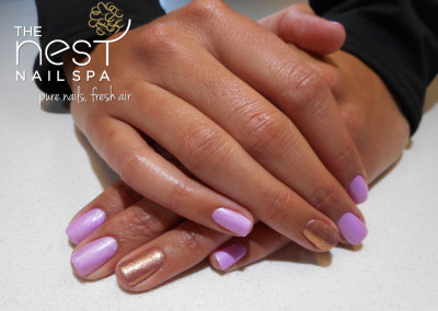 The Nest Nail Spa - Nail Art - 17