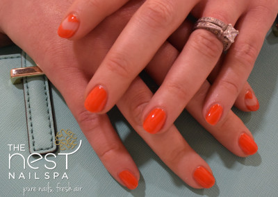 The Nest Nail Spa - Nail Art - Classic - 09