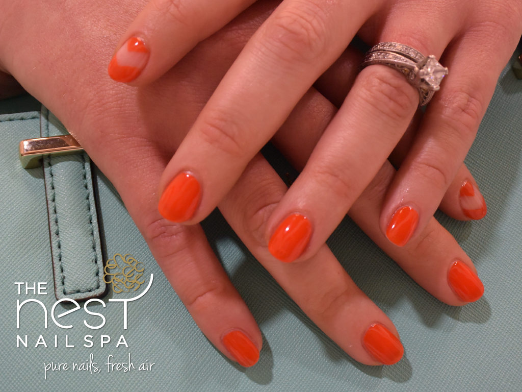 The nest nail spa colorados premier natural nail spa the nest nail spa nail art classic 09 prinsesfo Gallery