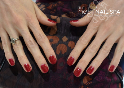 The Nest Nail Spa - Nail Art - Classic - 18