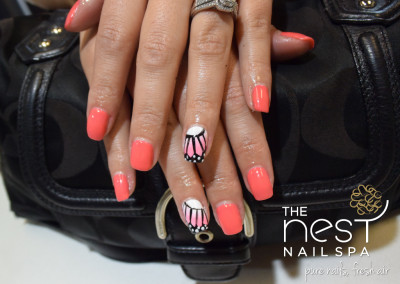 The Nest Nail Spa - Nail Art - Lakewood Nail Spa - 27