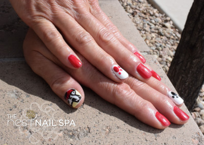 The Nest Nail Spa - Nail Art - Lakewood Nail Spa - 29
