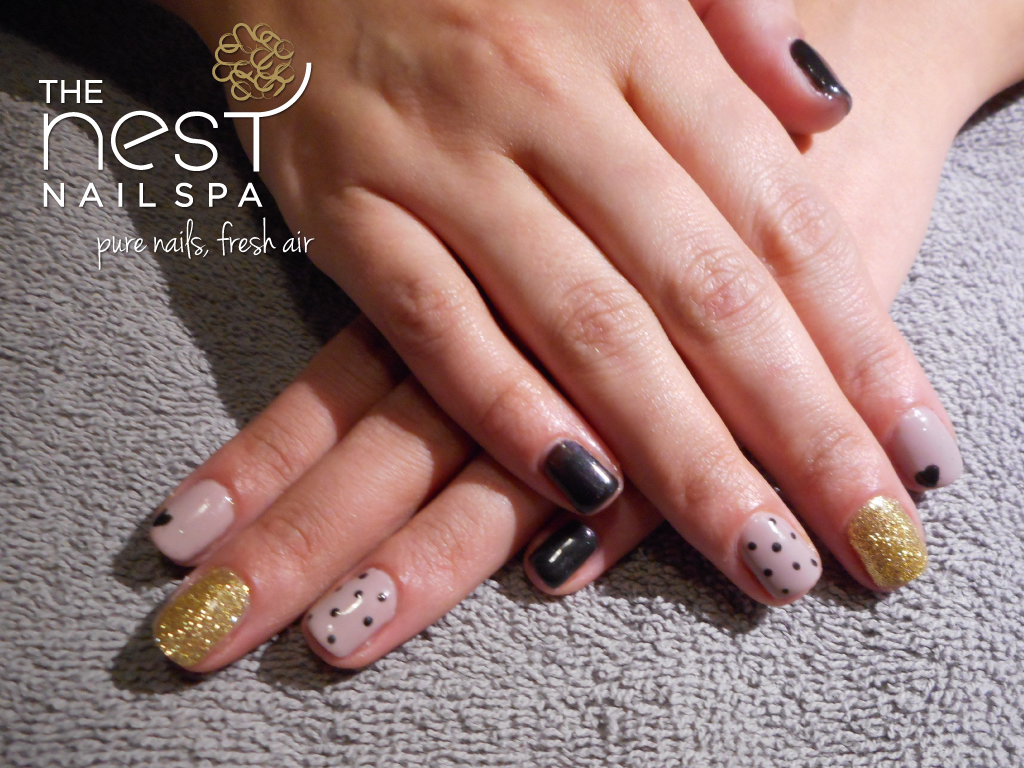 The Nest Nail Spa - Nail Art - 14 - The Nest Nail Spa