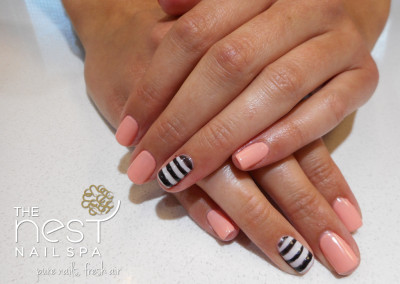 The Nest Nail Spa - Nail Art - 16