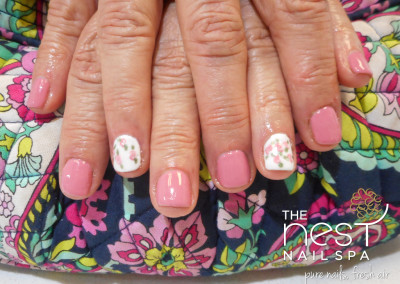 The Nest Nail Spa - Nail Art - 19