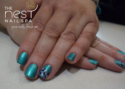 The Nest Nail Spa - Nail Art - 27