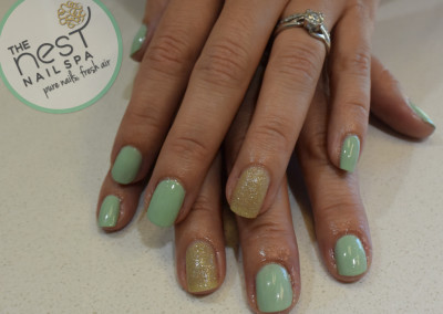 The Nest Nail Spa - Nail Art - 32