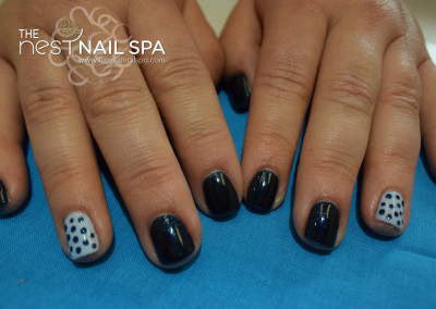 The Nest Nail Spa - Nail Art - 34