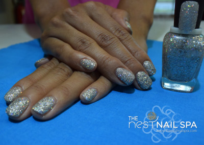 The Nest Nail Spa - Nail Art - 35