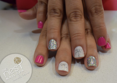 The Nest Nail Spa - Nail Art - 36
