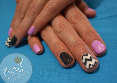 The Nest Nail Spa - Nail Art - 37