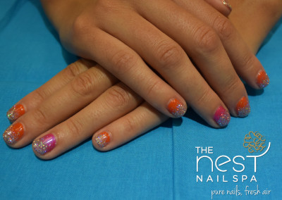 The Nest Nail Spa - Nail Art - 39