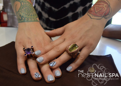 The Nest Nail Spa - Nail Art - 41