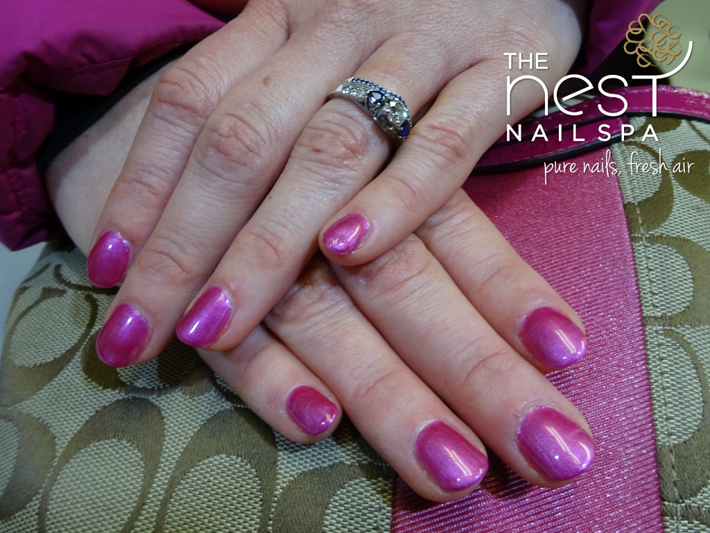 Classic and French Nail Designs - The Nest Nail Spa