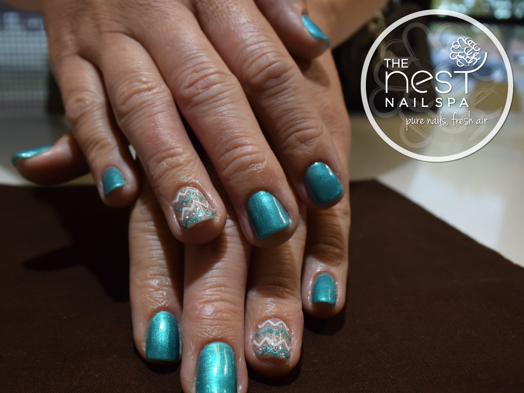 Artistic And Bold Nail Designs The Nest Nail Spa