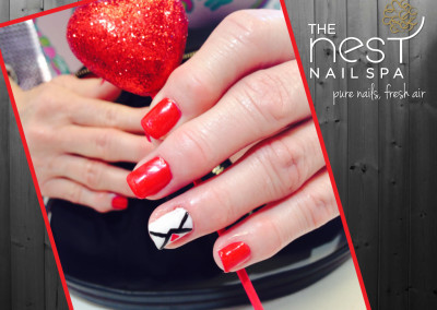 The Nest Nail Spa - Nail Art - Seasonal - 01