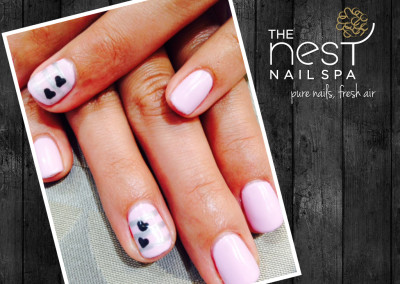 The Nest Nail Spa - Nail Art - Seasonal - 03