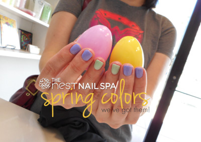 The Nest Nail Spa - Nail Art - Seasonal - 04