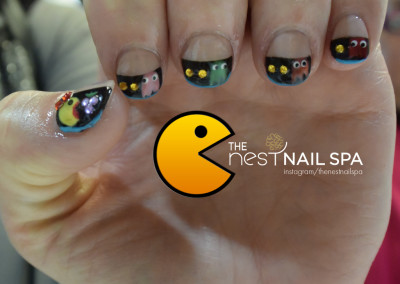 The Nest Nail Spa - Nail Art - Seasonal - 05