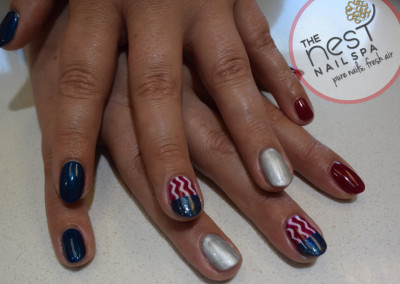 The Nest Nail Spa - Nail Art - Seasonal - 06