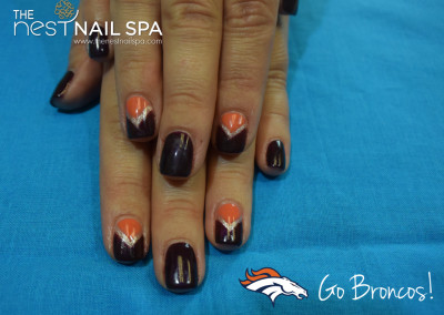 The Nest Nail Spa - Nail Art - Seasonal - 09