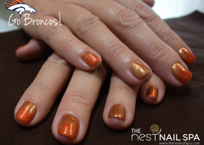 The Nest Nail Spa - Nail Art - Seasonal - 10