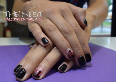 The Nest Nail Spa - Nail Art - Seasonal - 17
