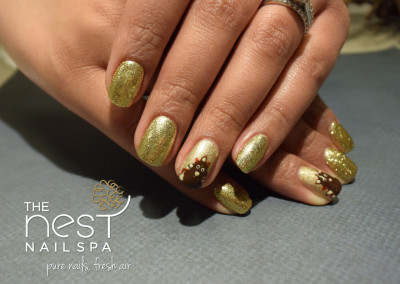 The Nest Nail Spa - Nail Art - Seasonal - 23