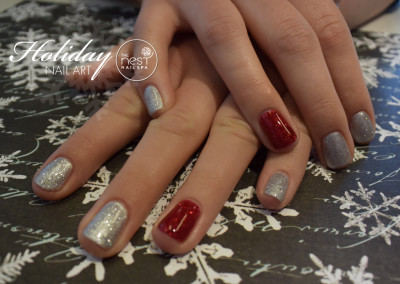 The Nest Nail Spa - Nail Art - Seasonal - 25