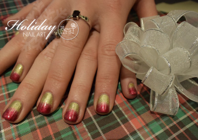 The Nest Nail Spa - Nail Art - Seasonal - 27