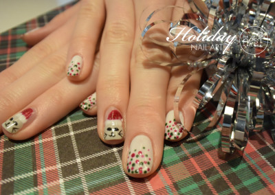 The Nest Nail Spa - Nail Art - Seasonal - 28