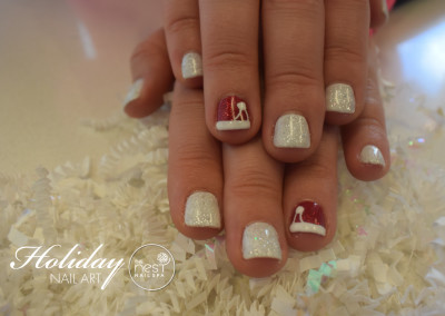 The Nest Nail Spa - Nail Art - Seasonal - 29
