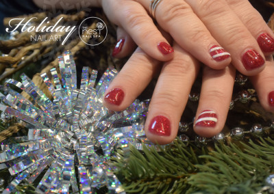 The Nest Nail Spa - Nail Art - Seasonal - 31