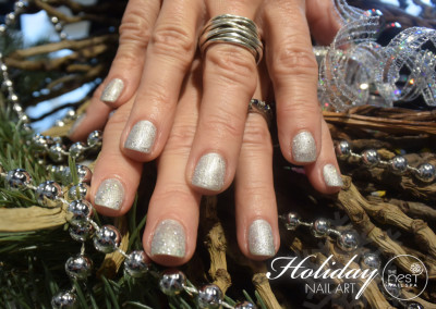 The Nest Nail Spa - Nail Art - Seasonal - 32