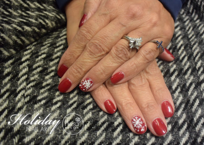 The Nest Nail Spa - Nail Art - Seasonal - 33
