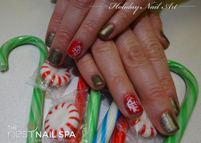 The Nest Nail Spa - Nail Art - Seasonal - 35