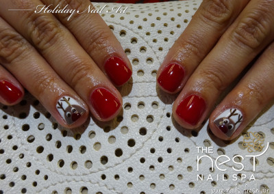 The Nest Nail Spa - Nail Art - Seasonal - 37