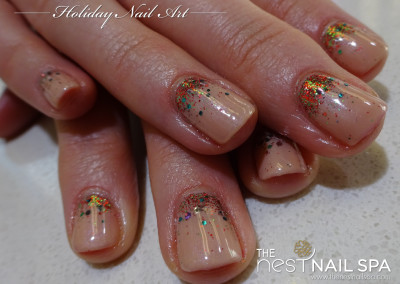 The Nest Nail Spa - Nail Art - Seasonal - 38
