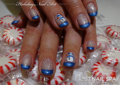 The Nest Nail Spa - Nail Art - Seasonal - 39