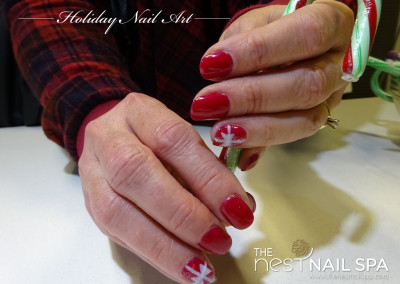 The Nest Nail Spa - Nail Art - Seasonal - 40