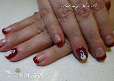 The Nest Nail Spa - Nail Art - Seasonal - 41