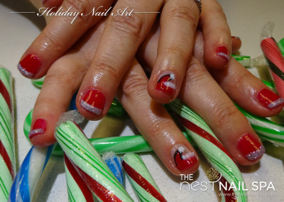 The Nest Nail Spa - Nail Art - Seasonal - 42