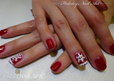 The Nest Nail Spa - Nail Art - Seasonal - 43