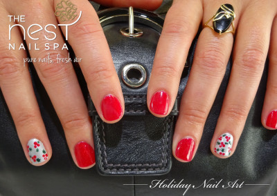 The Nest Nail Spa - Nail Art - Seasonal - 45