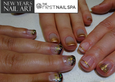 The Nest Nail Spa - Nail Art - Seasonal - 48
