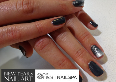 The Nest Nail Spa - Nail Art - Seasonal - 49