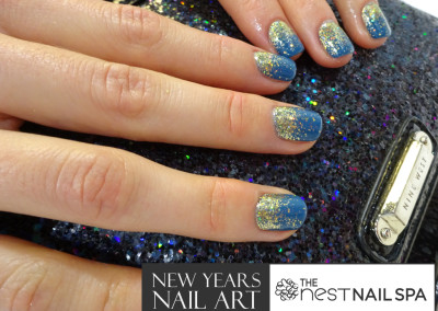 The Nest Nail Spa - Nail Art - Seasonal - 51
