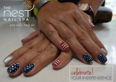The Nest Nail Spa - Nail Art - Seasonal - 52